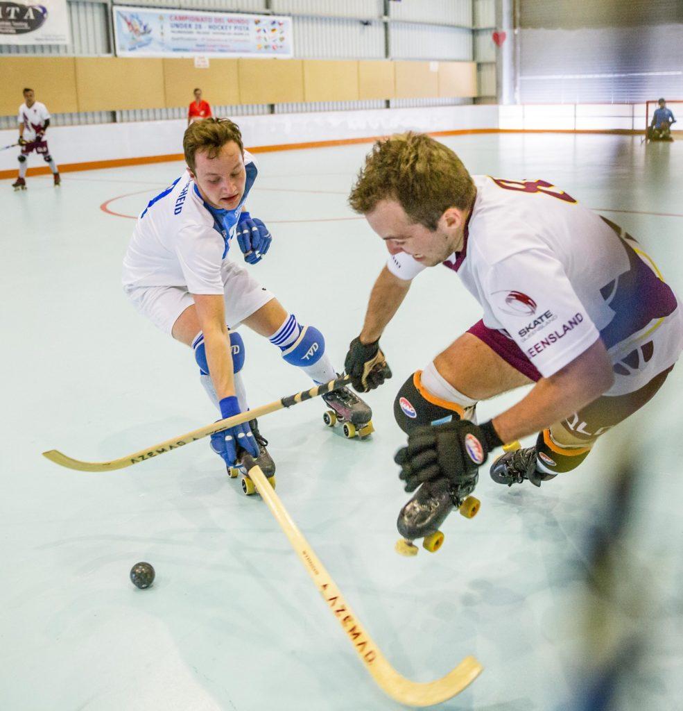 Roller Hockey - Jordan Letty Southern Stars